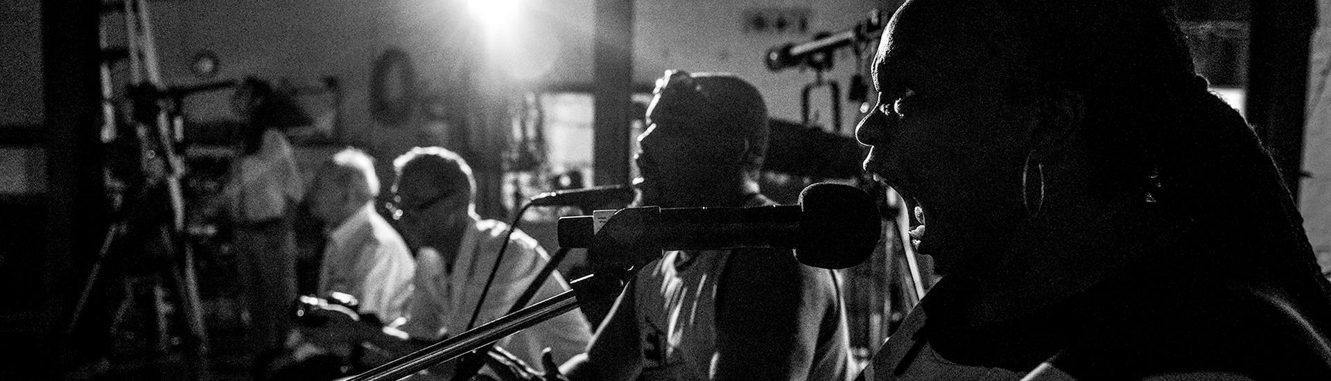 Photo de chant